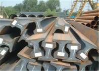 Grade U71Mn Crane Rail Material 52.8kg/m Theoretical Weight For Railway Rail
