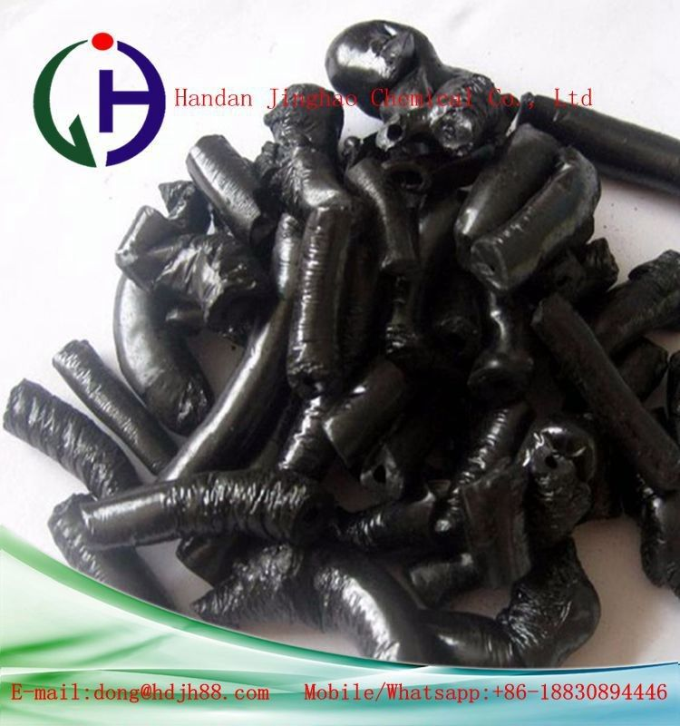 Solubilized Coal Tar Extract For Making Graphite and Carbon Products