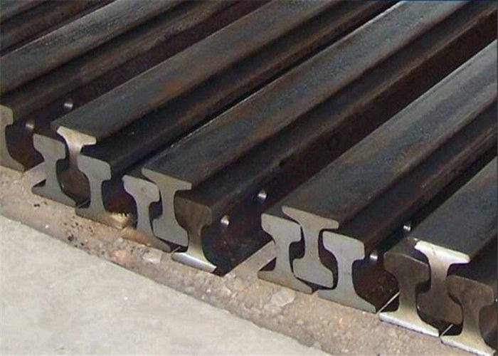 High Strength Crane Rail Beam YB/T5055-2014 Standard For Railway Crane Rail