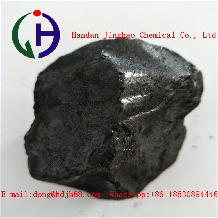 Softening Point 95-120 Black Solid Coal Tar Pitch For Aluminum Field