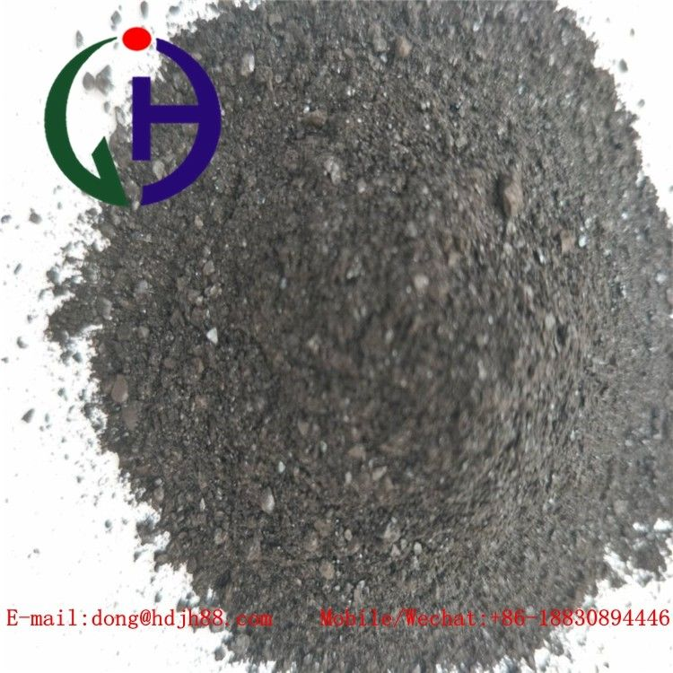 Solid Coal Tar Pitch Powder For Refractory Products Magnesia Carbon Brick ETC