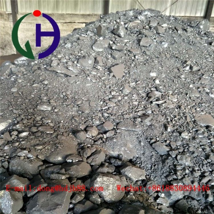 Non-Standard Medium Temperature Coal Tar Pitch Lump With Q.I 6% -14%